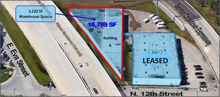 3,222 SF up to 16,789 SF Office/ Warehouse, Channel District - Tampa