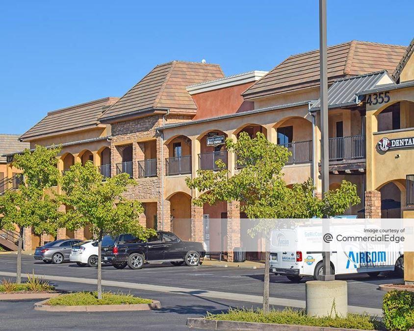 El Dorado Hills Town Center - Buildings 203 & 204