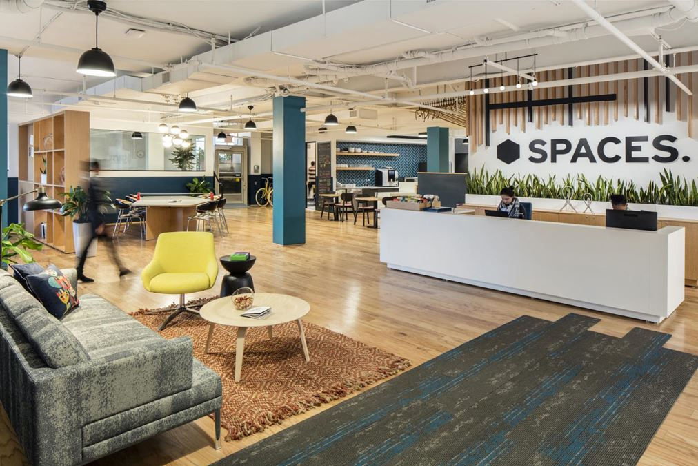 Spaces | Fashion District DTLA