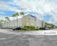 Dolphin Commerce Center - 11690 NW 25th Street - Doral