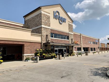 Kroger Anchored Retail Pad - North Little Rock