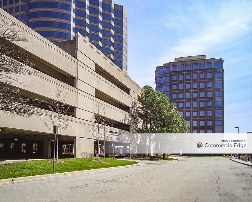 Two Lincoln Centre