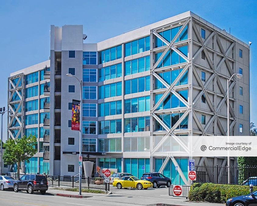 USC Health Research Association Building