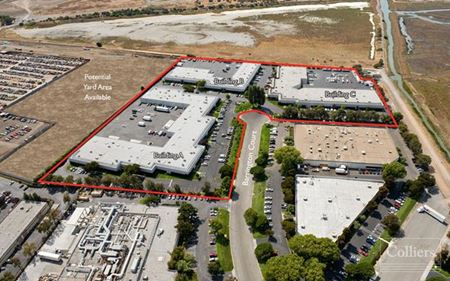 BARRINGTON BUSINESS PARK - Hayward