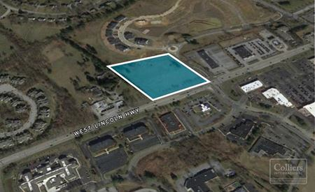 Retail Land in Exton Available for Lease - Exton