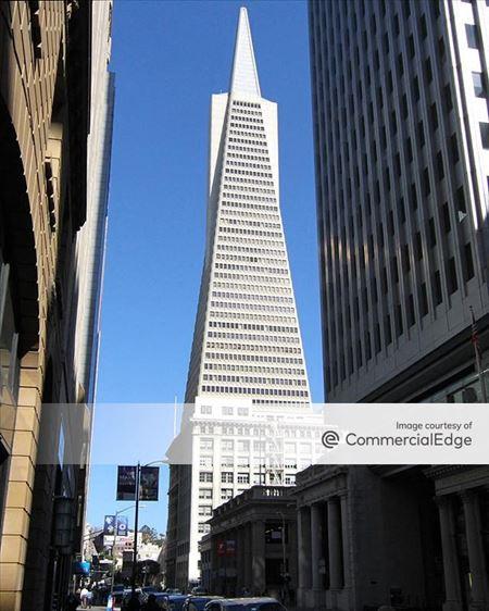 The Transamerica Pyramid Center - Transamerica Pyramid - San Francisco