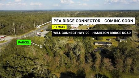 Hwy 90 and Peaden Rd - Pace