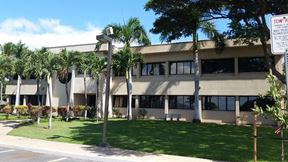 Maui Research and Technology Center (590 Lipoa Parkway) - Office Space