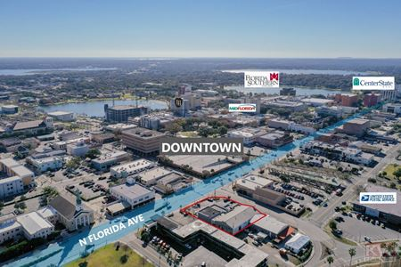 Wireworks - Retail/Office Downtown - Lakeland