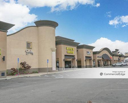 Mowry East Shopping Center - 5120 & 5200 Mowry Avenue - Fremont