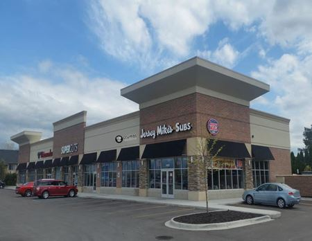Hall Commons - Sterling Heights