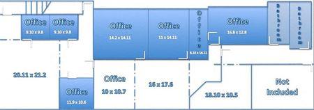 Downtown Daytona Beach Office For Lease-ISB Frontage - Daytona Beach