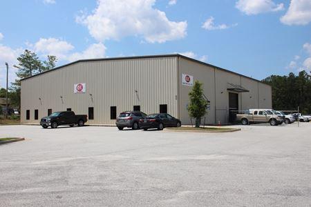 Mike Padgett Spec Office Warehouse - Augusta