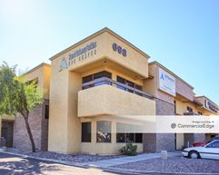 Wetmore Office Plaza - Tucson