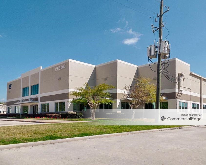 World Houston International Business Center - Buildings 12 & 13
