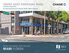 Miami, FL - Chase Bank - Miami