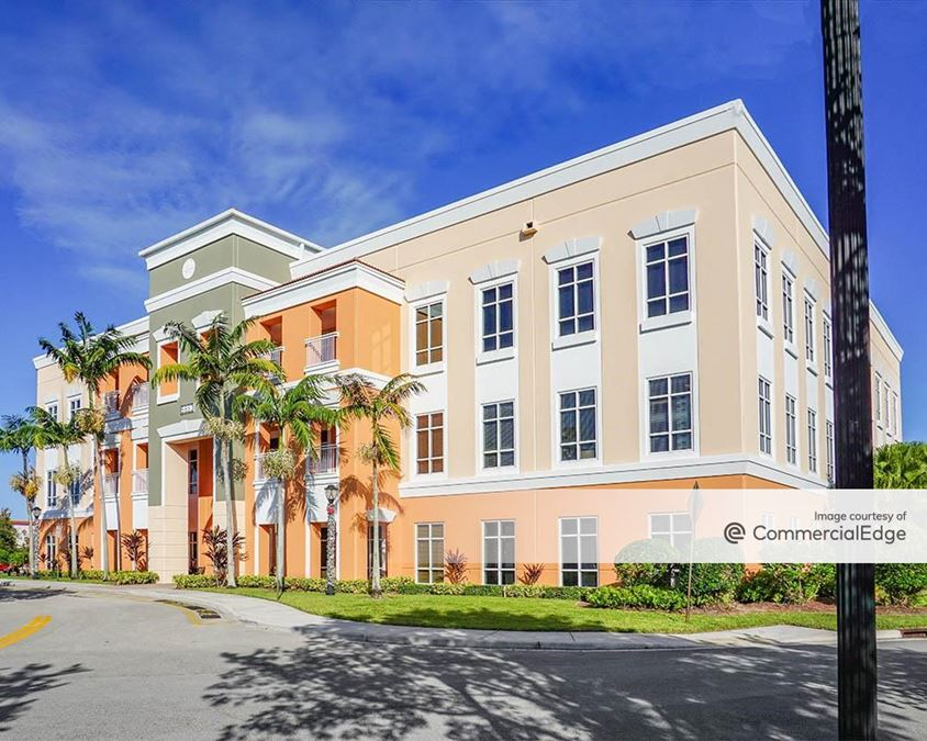 Heron Bay Corporate Center - 5850 Coral Ridge Drive