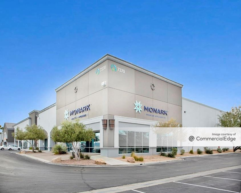 Prologis Warm Springs Distribution Center 1 & 2