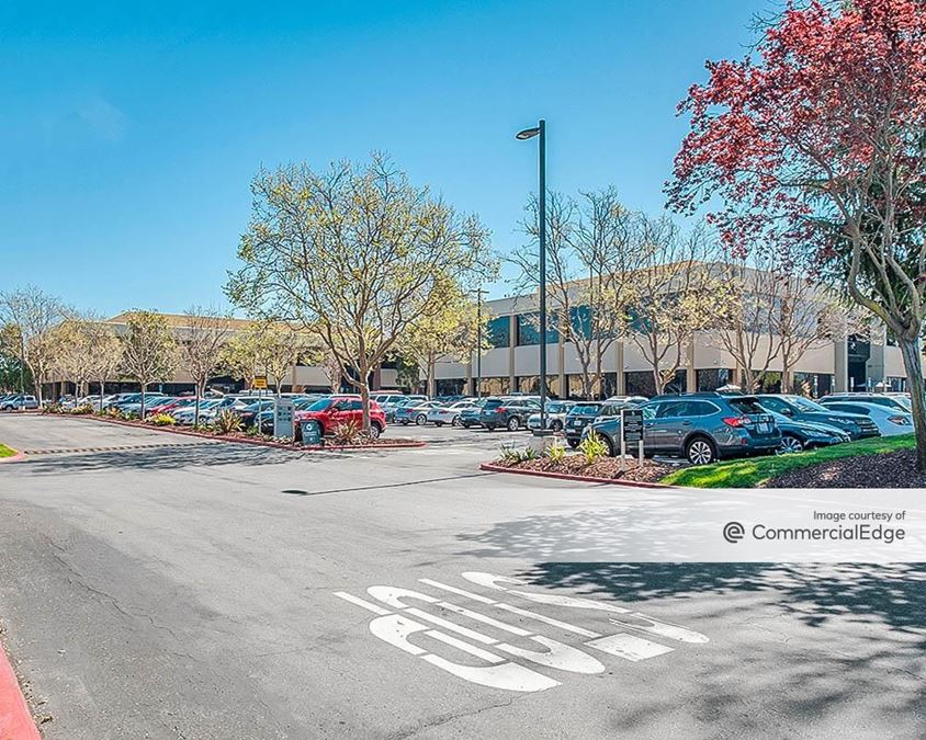 Menlo Science & Technology Park - 1350 & 1360 Willow Road