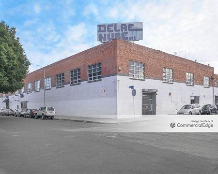 1201, 1207 & 1225 East Washington Blvd & 1214 & 1218 East 18th Street & 1800 Essex Street - Los Angeles