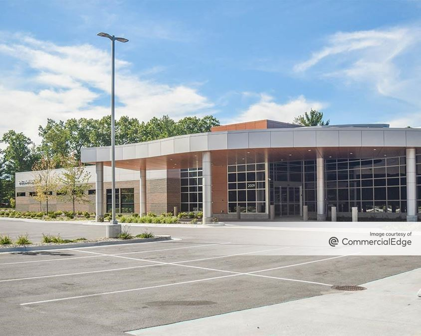 Spectrum Health Integrated Care Campus - North Muskegon