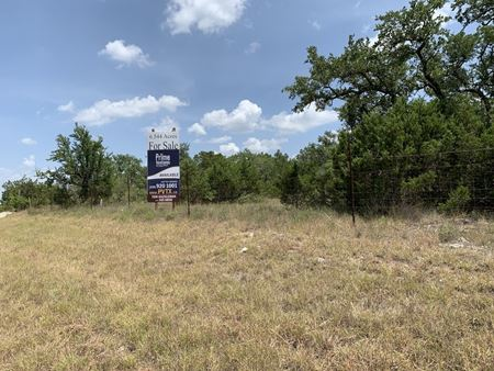 6.5 Acres FM 306 and 281 - Spring Branch