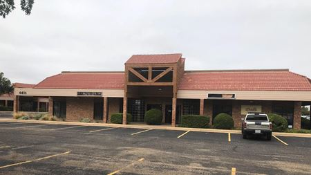 PROFESSIONAL CONDO OFFICE FOR LEASE - Lubbock