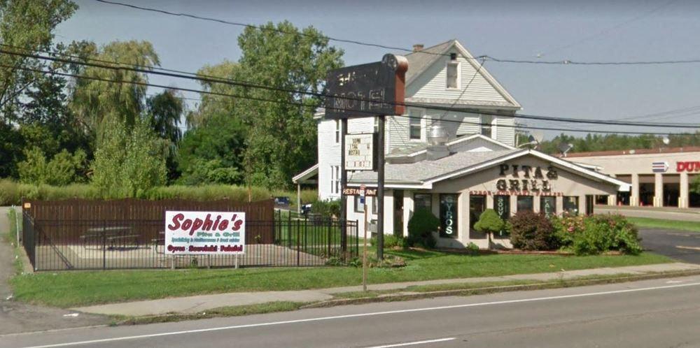 Former Sofia's Restaurant For Sale