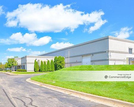Detroit Metro Airport Center - 11101 Metro Airport Center Drive - Romulus