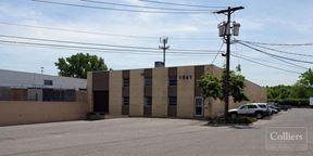 9,960 SF Industrial Building
