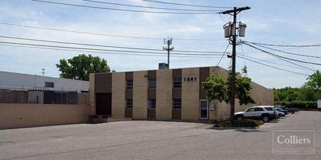9,960 SF Industrial Building - Pennsauken