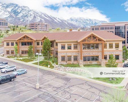 Old Mill Business Park - Salt Lake City
