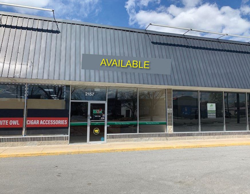 Jefferson Street Retail Space