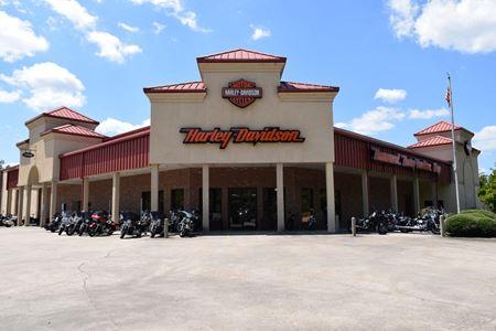 Net Leased Harley Davidson Dealership Facility for Sale - Hammond