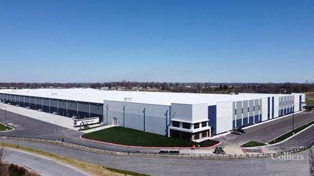 Liberty Logistics Park Building 1 - 2551 S Liberty Parkway - Liberty