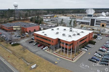 10,000 - 42,500 SF Office Space For Lease in Myles Standish Park - Taunton
