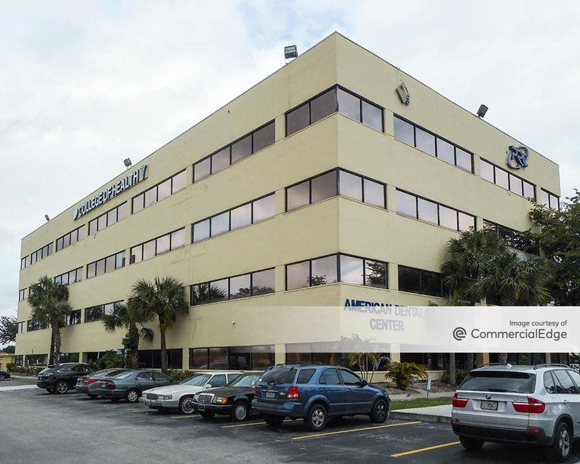 Golden Glades Office Park - Building 3