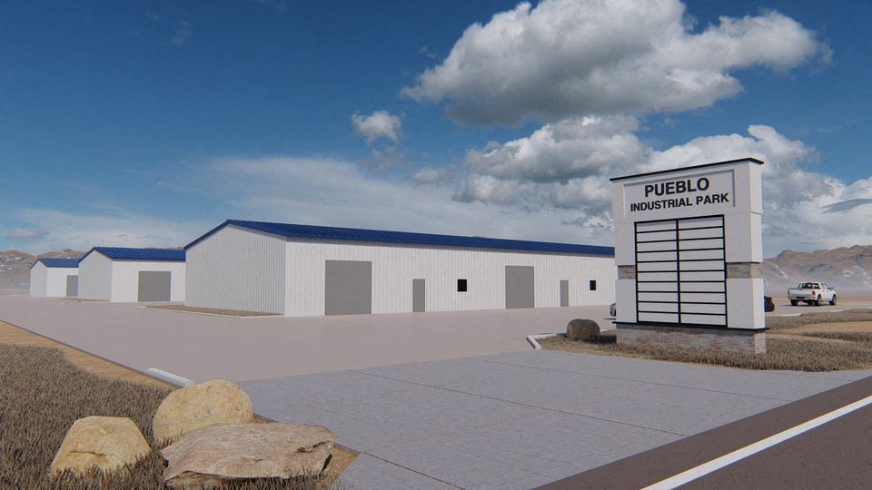 589 E. Industrial blvd Pueblo West CO 81007