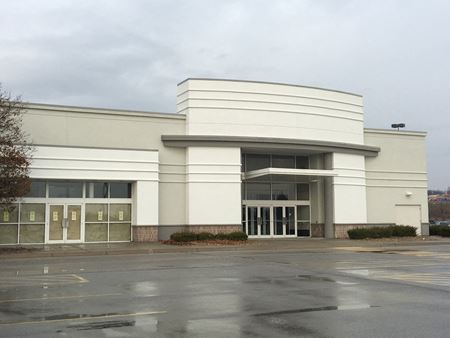 Former Sears Building - Oak View Mall - Omaha