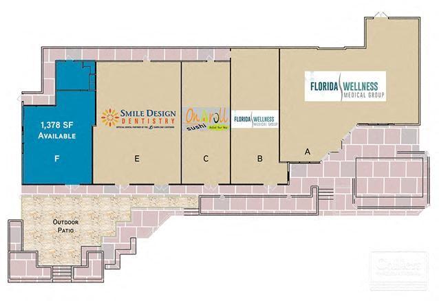Tampa City Center Esplanade Retail