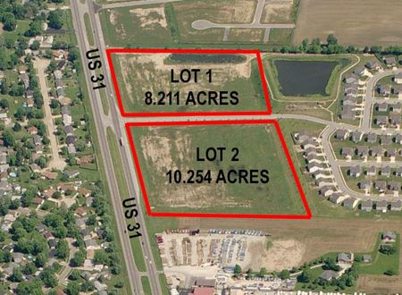 0 US 31 & Country Gate Drive - 2 Lots Available - New Whiteland