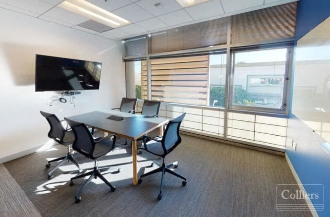Best Plug & Play Office Sublease in SOMA