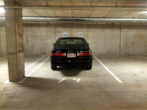Parking at 20 Englewood Avenue