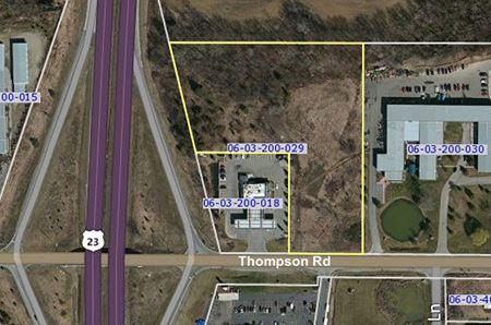 6.13 Acres US-23 & Thompson - Fenton