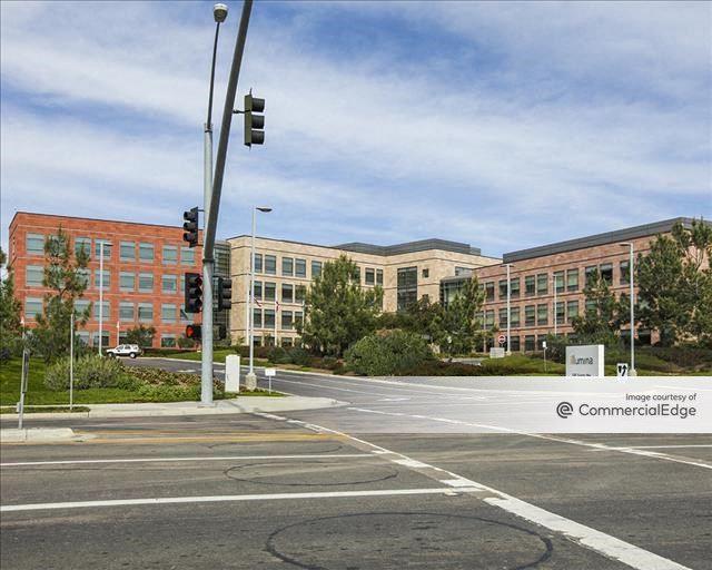 Illumina Worldwide Headquarters - Building 1