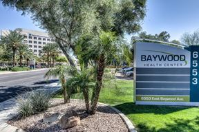 Baywood Health Center | For Lease or Sale - Mesa
