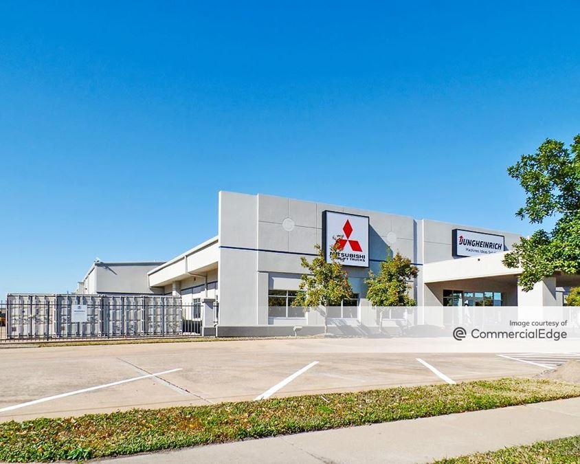 Mitsubishi Forklift Trucks Headquarters