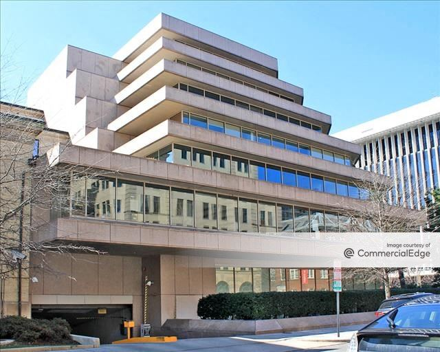 National Geographic Society Headquarters - 1600 M Street NW