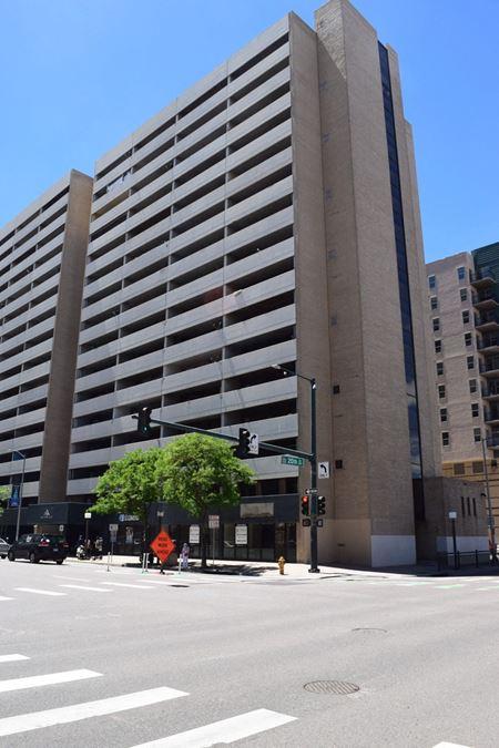 Halcyon House Apartment Bldg. - Denver