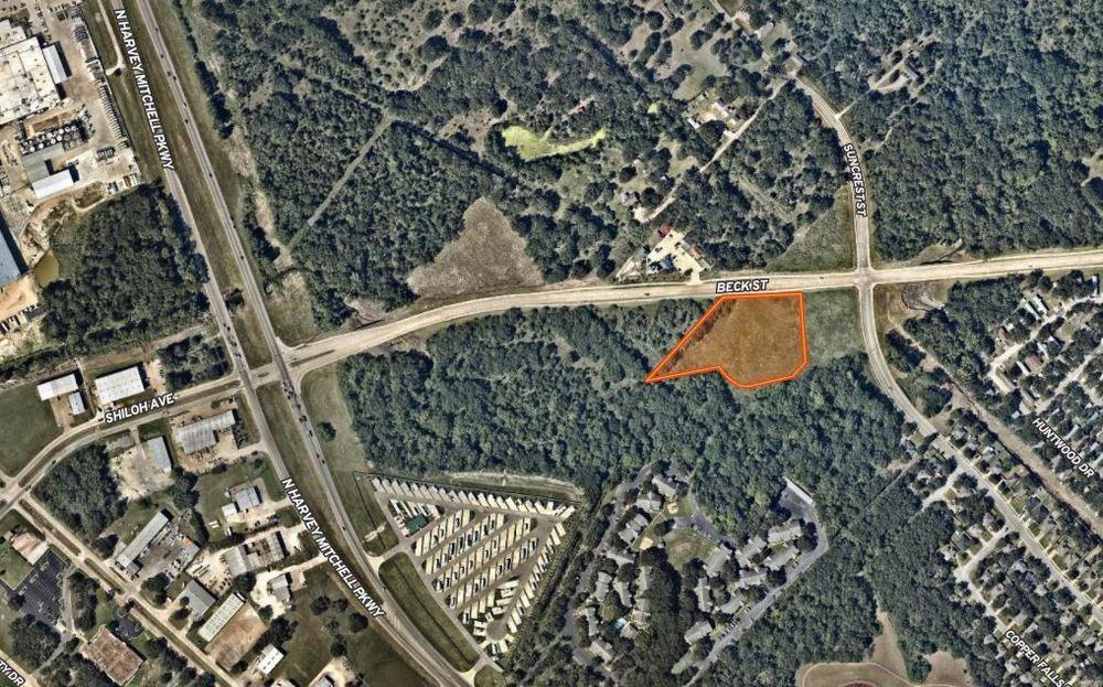 Development Lot   ± 3.26 Acres   Bryan, TX